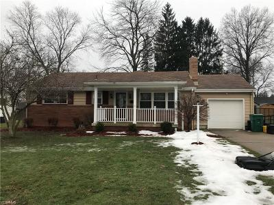 Youngstown Single Family Home For Sale: 3915 Monaca Ave