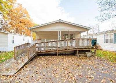 Lorain County Single Family Home For Sale: 3946 Reid Ave #Lot J6