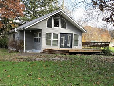 Little Hocking Single Family Home For Sale: 1011 Federal Road