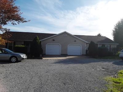 Ravenna Multi Family Home For Sale: 3650-3652 Webb Rd