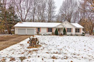 Madison Single Family Home For Sale: 1966 Spring Grove Rd