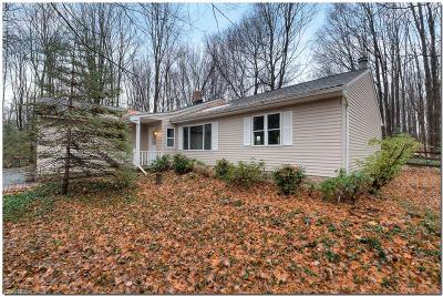 Single Family Home For Sale: 8648 Taylor May Rd