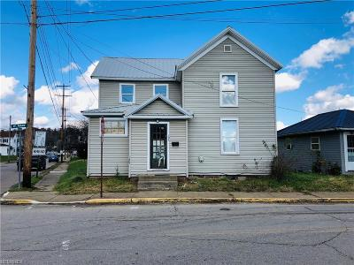Single Family Home For Sale: 195 West Main St