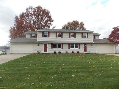 Medina County Multi Family Home For Sale: 454 South Kaser Dr #456