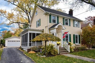 Bay Village Single Family Home For Sale: 26758 Russell Rd