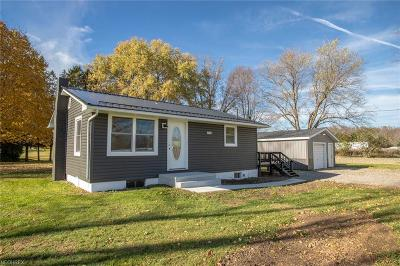 Single Family Home For Sale: 2271 Fox Ave Southeast