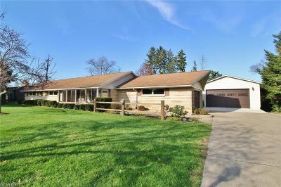 Zanesville Single Family Home For Sale: 205 West Willow Dr