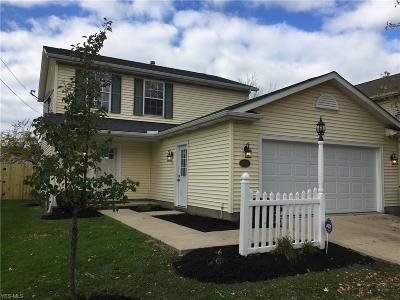 Painesville OH Single Family Home For Sale: $139,900