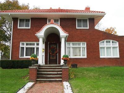 Lorain Single Family Home For Sale: 704 Osborn Ave