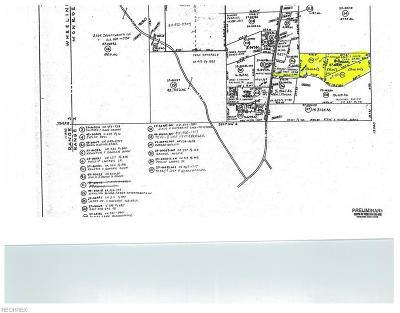 Guernsey County Residential Lots & Land For Sale: 76160 Old Rt 21 Rd
