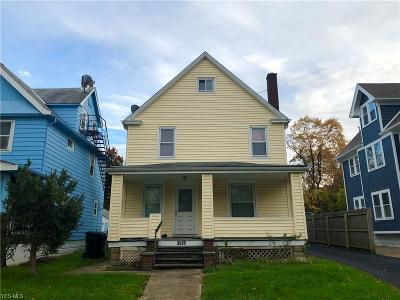 Cleveland Single Family Home For Sale: 9605 Baltic Rd
