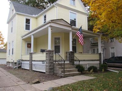 Elyria Multi Family Home For Sale: 528 2nd St