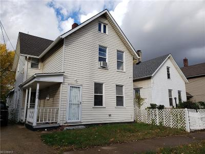 Single Family Home For Sale: 2922 West 17th St