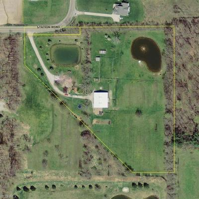 Medina County Residential Lots & Land For Sale: 2731 Station Rd