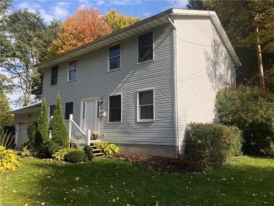 Ravenna Single Family Home For Sale: 730 Clinton St
