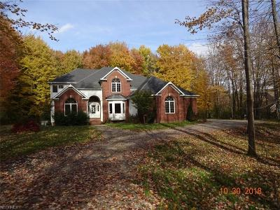 Chardon Single Family Home For Sale: 11520 Glenmora Dr
