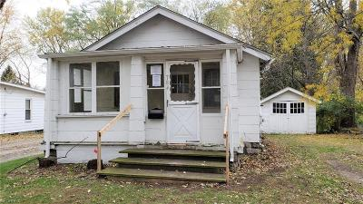Painesville OH Single Family Home For Sale: $21,000