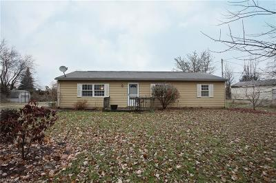 Medina County Single Family Home For Sale: 4115 Beat Rd
