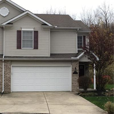 Lake County Condo/Townhouse For Sale: 9088 Arden Dr