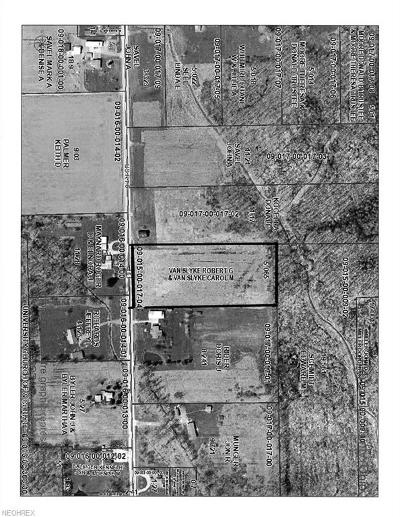 Ashtabula County Residential Lots & Land For Sale: 3131 Us Route 6