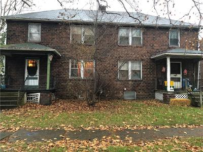 Struthers Multi Family Home For Sale: 430 Garfield St