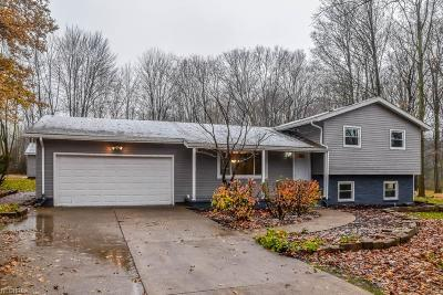 Single Family Home For Sale: 8421 Whipporwill Rd