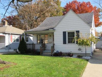 Elyria Single Family Home For Sale: 505 Gulf Rd