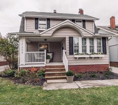 Cleveland OH Single Family Home For Sale: $208,900