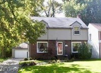 Boardman Single Family Home For Sale: 111 South Cadillac Dr