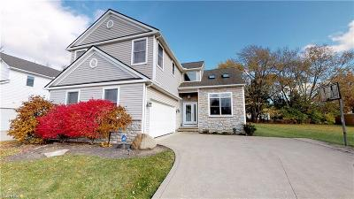 Cuyahoga County Single Family Home For Sale: 3433 Stratton Rd