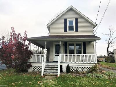 Medina County Single Family Home For Sale: 207 Liberty St