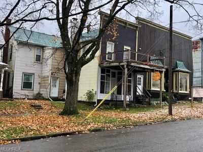 Ashland County Multi Family Home For Sale: 14 West Main St