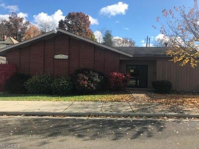 Guernsey County Commercial For Sale: 420 North 8 St