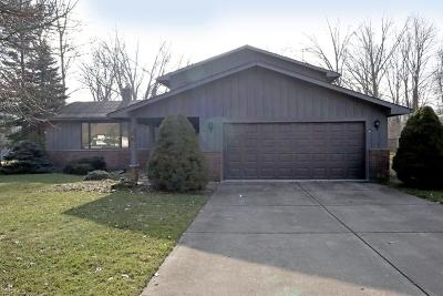 North Royalton Single Family Home For Sale: 6187 Hilary Dr