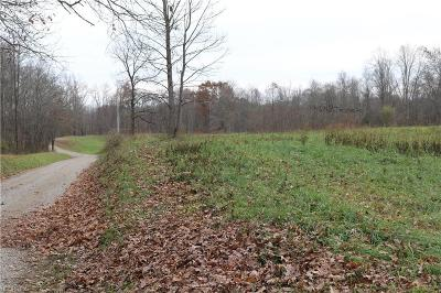 Perry County Residential Lots & Land For Sale: Township Rd 289