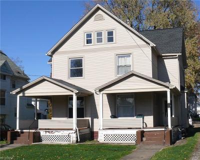 Girard Multi Family Home For Sale: 114 - 116 East Kline St