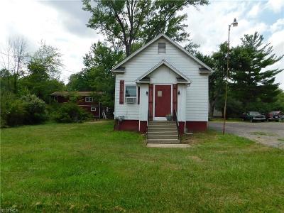 Lake Milton Single Family Home For Sale: 1124 Grandview Rd