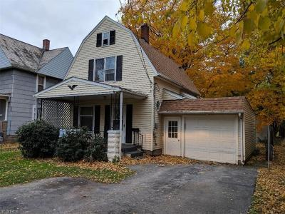 Ashtabula County Single Family Home For Sale: 4001 State Rd