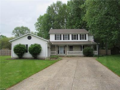 North Ridgeville Single Family Home For Sale: 36199 Maple Dr