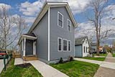 Single Family Home For Sale: 2847 West 12th St