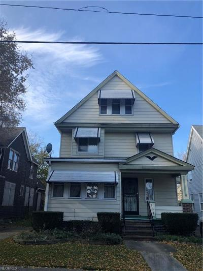 Cuyahoga County Multi Family Home For Sale: 3178 West 94th St #1