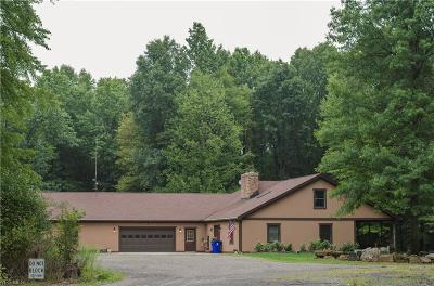 Ravenna Single Family Home For Sale: 5151 Camp Rd