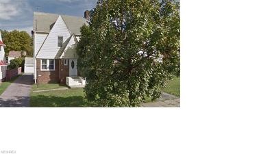 Cleveland Single Family Home For Sale: 16305 Throckley Ave