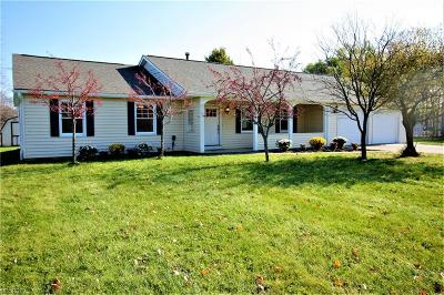 Strongsville Single Family Home For Sale: 13177 Jacque Rd