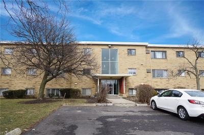 North Royalton Condo/Townhouse For Sale: 5200 Royalton Rd #10D