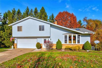Cuyahoga County Single Family Home For Sale: 5876 North Oval