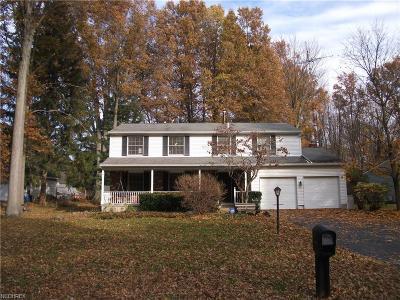 Warren Single Family Home For Sale: 1584 Woodhill Cir Northeast