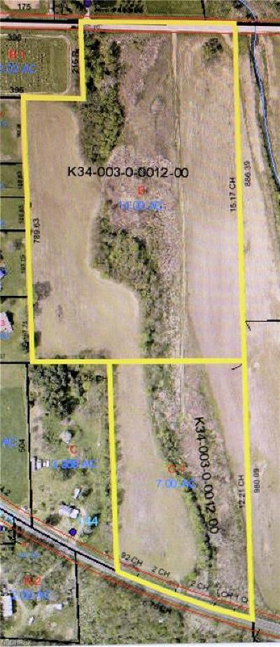 Ashland County Residential Lots & Land For Sale: Sr 302