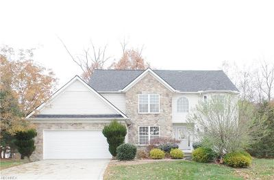 Cuyahoga County Single Family Home For Sale: 22639 Rushmore Dr #REAR