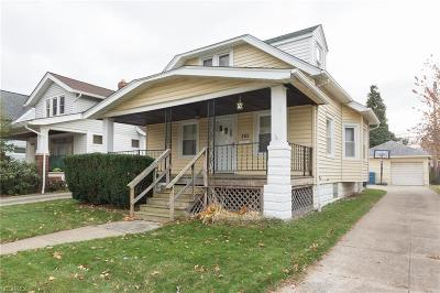 Parma Single Family Home For Sale: 6903 Forest Ave